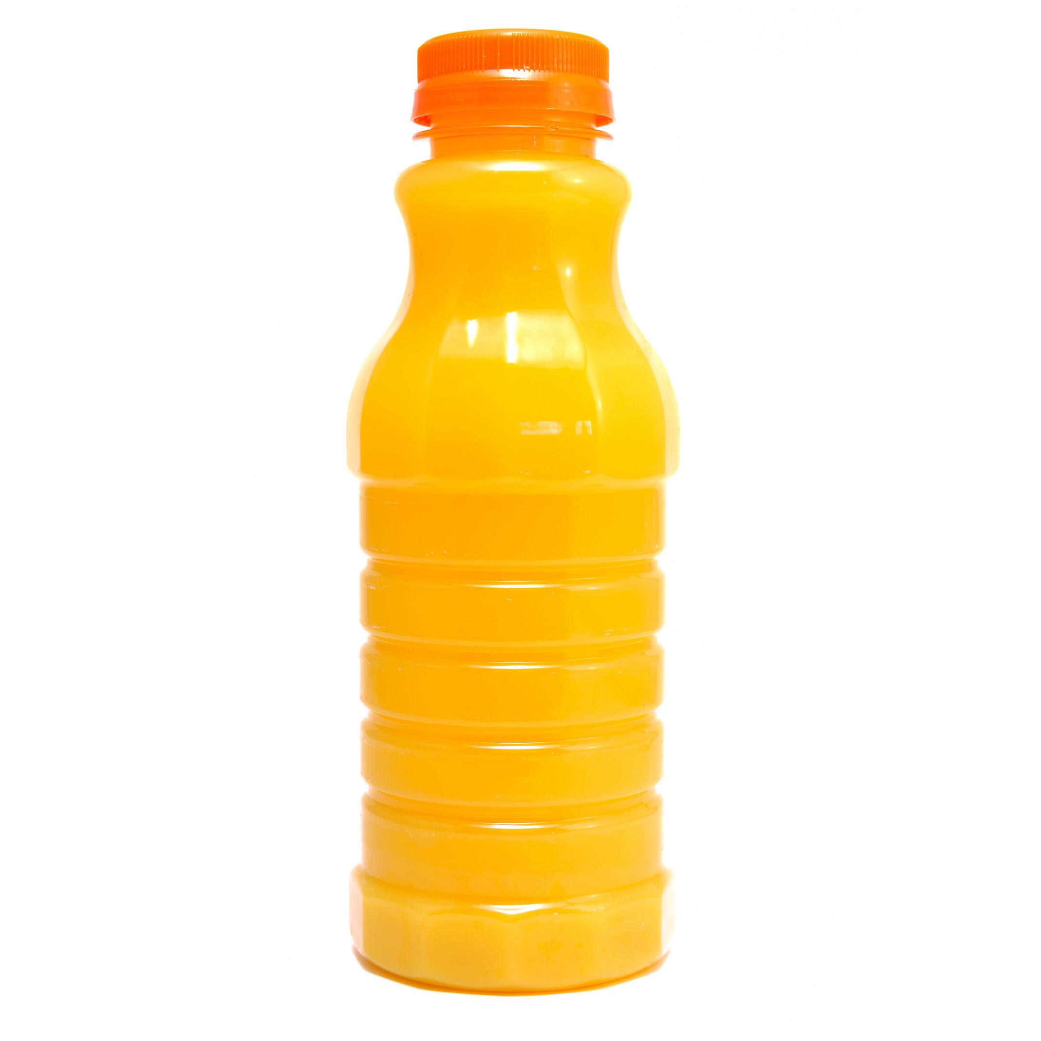 juice plastic bottle