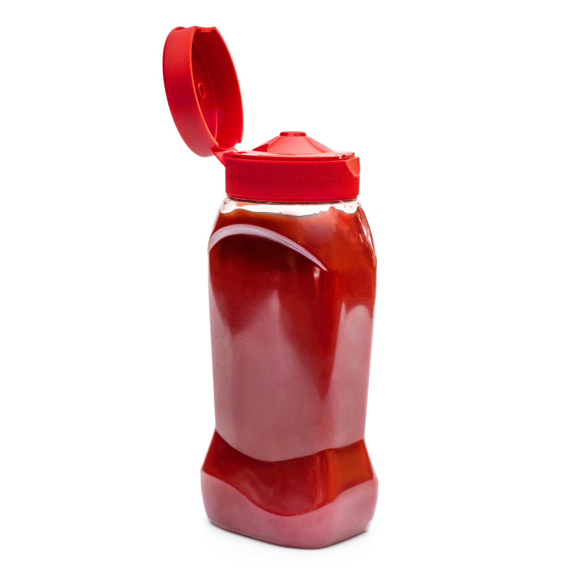sauces plastic container
